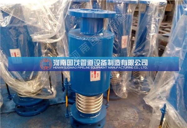 辽宁赵工订购的内外压力平衡式波纹raybet发货
