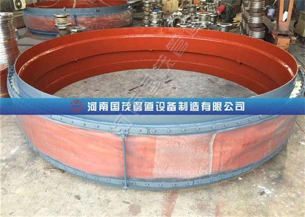 辽宁电厂非金属补偿器设备结构创新决策