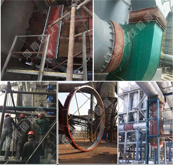 黑龙江非金属补偿器的六大结构特点