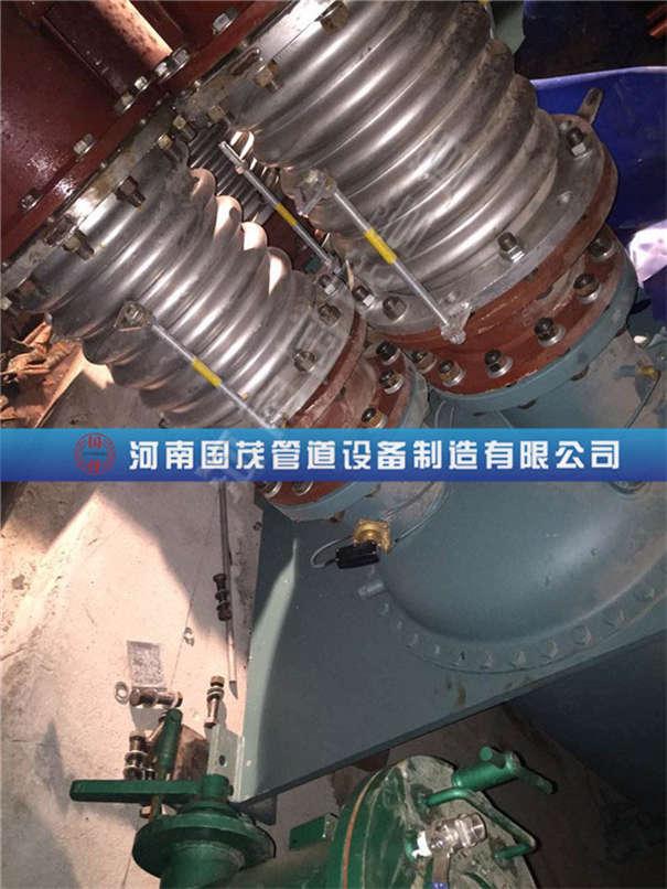 供水工程用波纹补偿器的选型方法