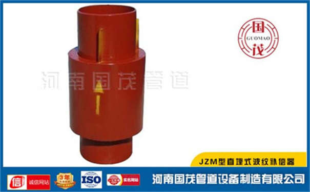JZM型直埋式波纹补偿器