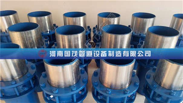 新型注填式套筒补偿器在管道市场有什么优势