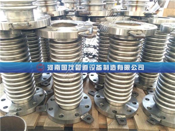 循环水工程中常见波纹补偿器的产品材质应满足的要求