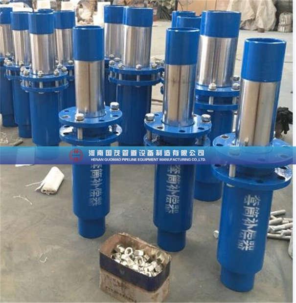 蒸汽波纹补偿器与套筒补偿器的原理存在根本性的不同