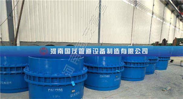 黑龙江DN1200套筒补偿器发货