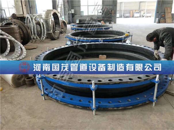 江苏南通污水厂客户定做的大口径