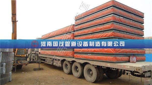循环流化床锅炉配套非金属补偿器发货