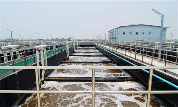国茂管道为【长沙市污水处理厂项