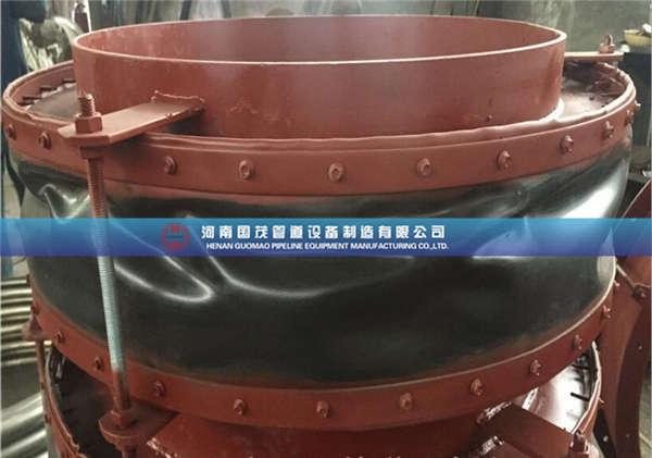 硅橡胶圆形非金属补偿器
