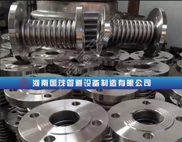 针对风机厂金属补偿器发展方向存在的一些问题