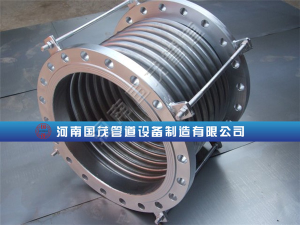 福州单式铰链型波纹补偿器的原理与安装说明