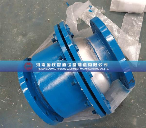 万向球形补偿器用于热力管道中起很好的补偿作用