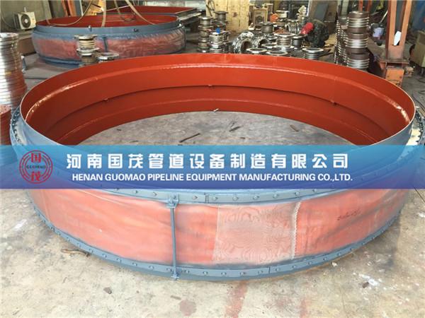 炼铁厂非金属膨胀节的安装注意及使用特点