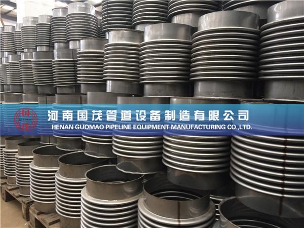 纯水设备波纹补偿器材料选择与制造特点