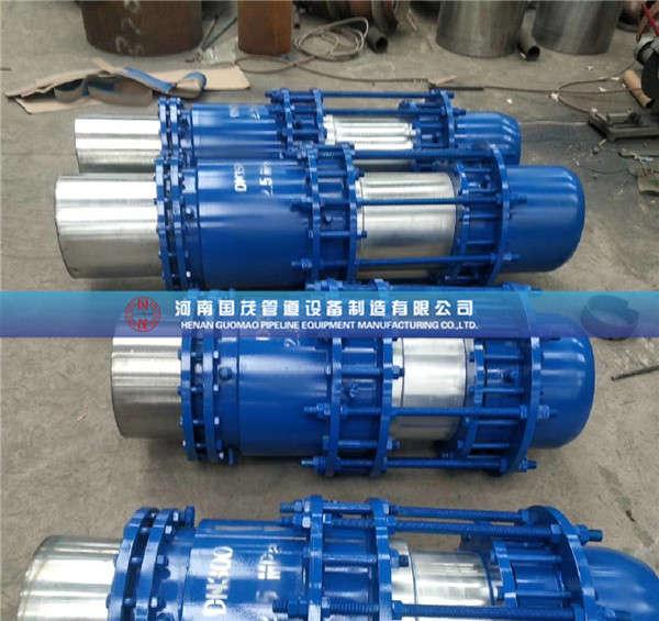 ZTWB系列注油式直流介质无推力套筒补偿器