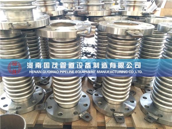 关于污水处理厂金属波纹补偿器材质选择的具体方法方式