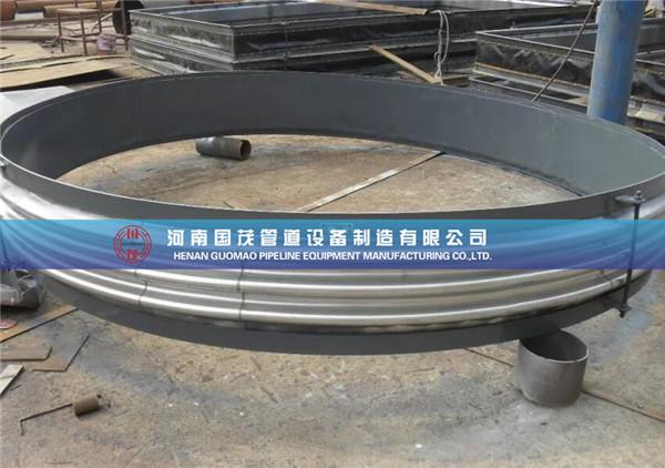 锅炉设备金属波纹补偿器固定支架设计的技巧说明