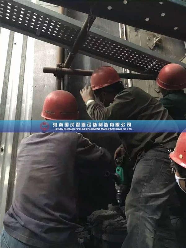 鞍山锅炉烟道补偿器的加工制作面临更大的发展空间
