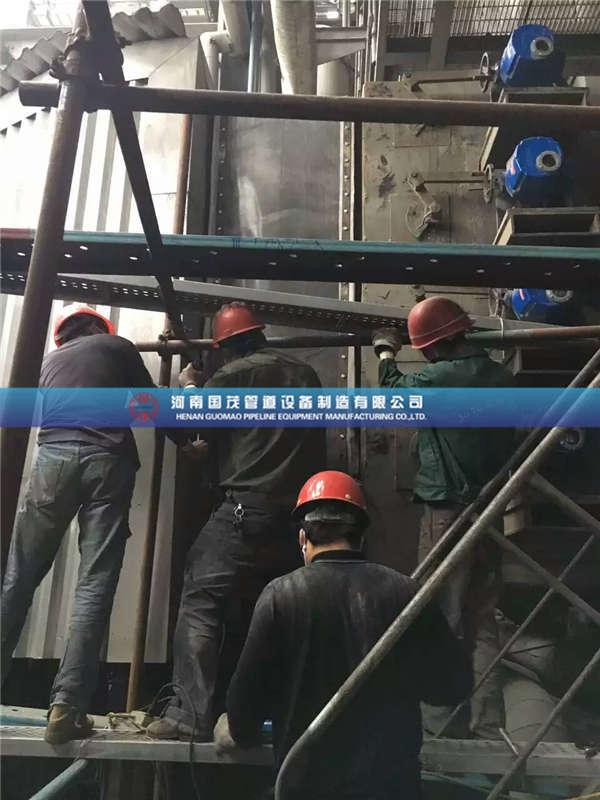钢铁厂非金属膨胀节业陆续开始大力推行精细化管理
