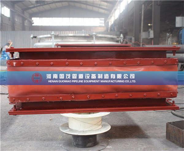 卢湾非金属补偿器可以应用在高温风道中补偿管道位移