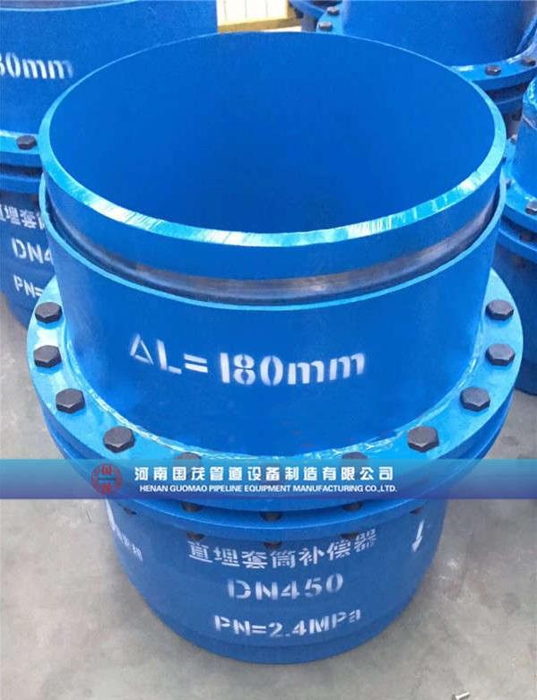 吉林dn1000单向套筒补偿器在使用过程中有时会发生弹性功能失效