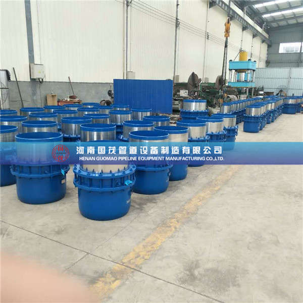 供热管道套筒补偿器采用的新型密封材料是哪些