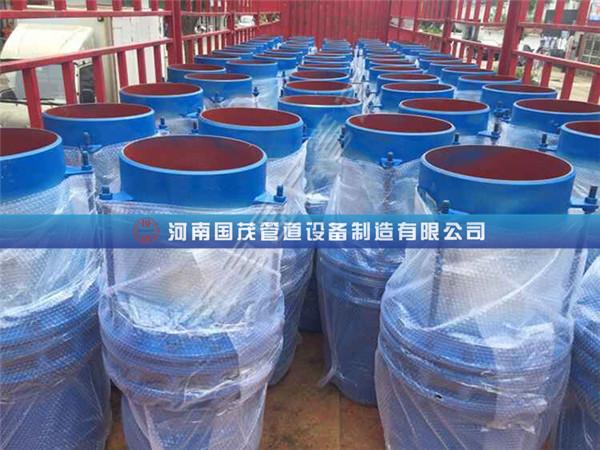 供水管套筒补偿器行业产品进入到一个创新的时期