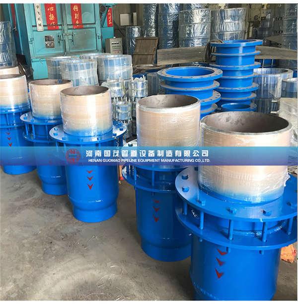 新疆直管套筒补偿器的材料选用有着很大的技巧和专业知识