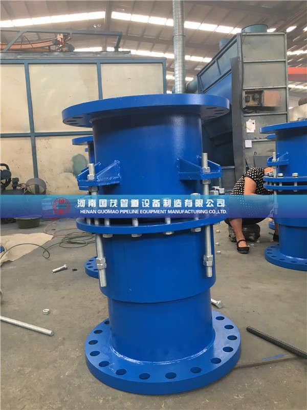 四川套筒补偿器被应用于火力发电厂的锅炉煤粉管道