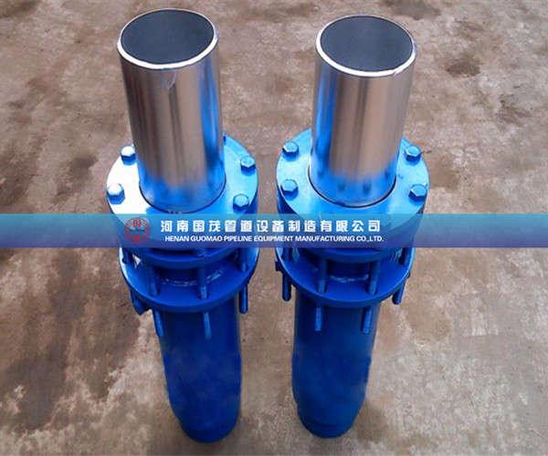河北弹性套筒补偿器能保证轴向滑动和管内介质不泄漏