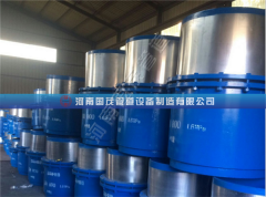 关于滨州套筒补偿器的泄漏不是由密封材料出现问题造成的