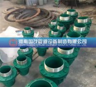大渡口套筒补偿器用于热管网建设行业发展迅猛