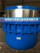 朝阳套筒补偿器是否适用于氯离子超标的管线系统上