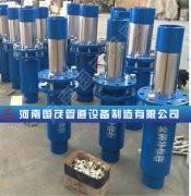 国茂双向套筒补偿器是克服管道热胀冷缩必选设备