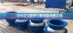 双向套筒补偿器产品质量的普遍提升促进管道行业的发展