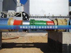 国茂详解供热管道双向套筒补偿器的选择及优缺点
