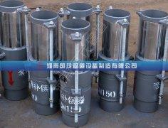 中央空调水循环管路需要安装双向套筒补偿器