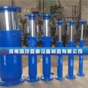 潍坊双向套筒补偿器主要用于直线管道的补偿