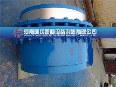 热力管道双向套筒补偿器解决热胀冷缩对管道的损伤