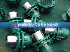 神木双向套筒补偿器在性能上能够满足管道的各种补偿需求