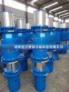 国茂双向套筒补偿器安装在热力管网上时介质流动性强