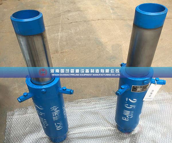 供回水管网套筒补偿器安装使用说明