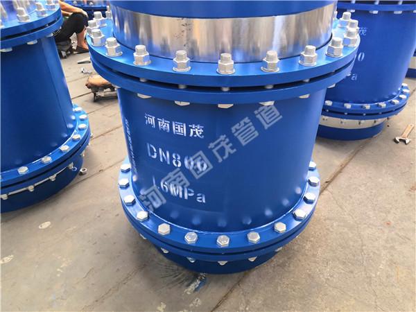 辽阳套筒补偿器为排水管道提供了哪些方便呢