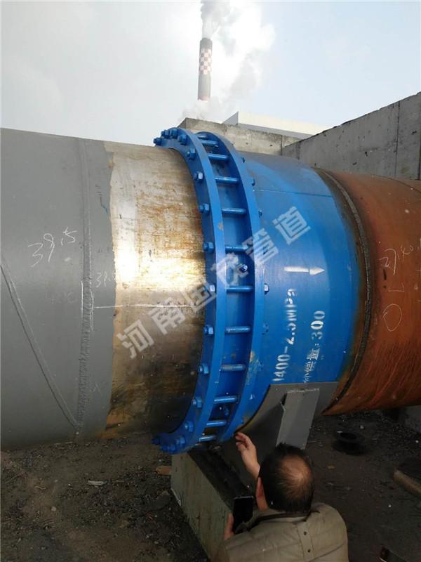 如何正确的维修和更换北京热力套筒补偿器