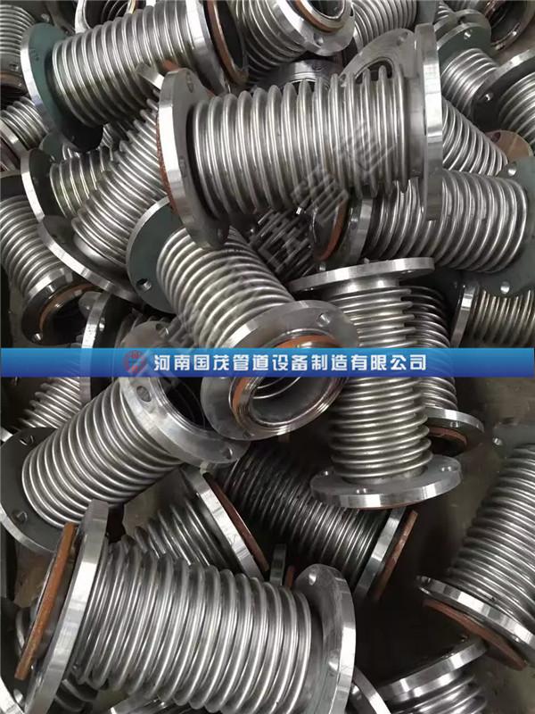 阳泉波纹补偿器与管道的连接形式