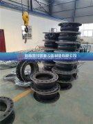 国茂橡胶软接头各种环境安装方法