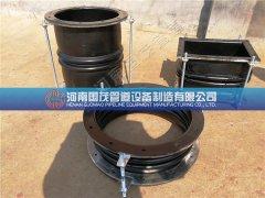 国茂橡胶软接头能否适用于20%硫酸浓度的液体介质