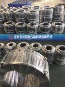宁安橡胶软接头内部构造中的钢丝网也是非常重要的