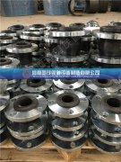 国茂生产橡胶软接头的过程详解
