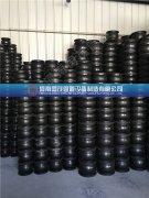 国茂厂家保证出厂的橡胶软接头都符合标准